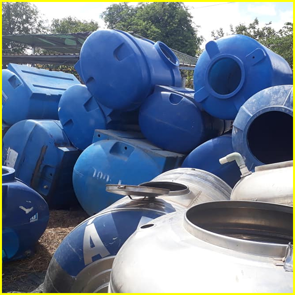 Lưu ý khi mua bồn nước nhựa 1500 lít cũ giá rẻ