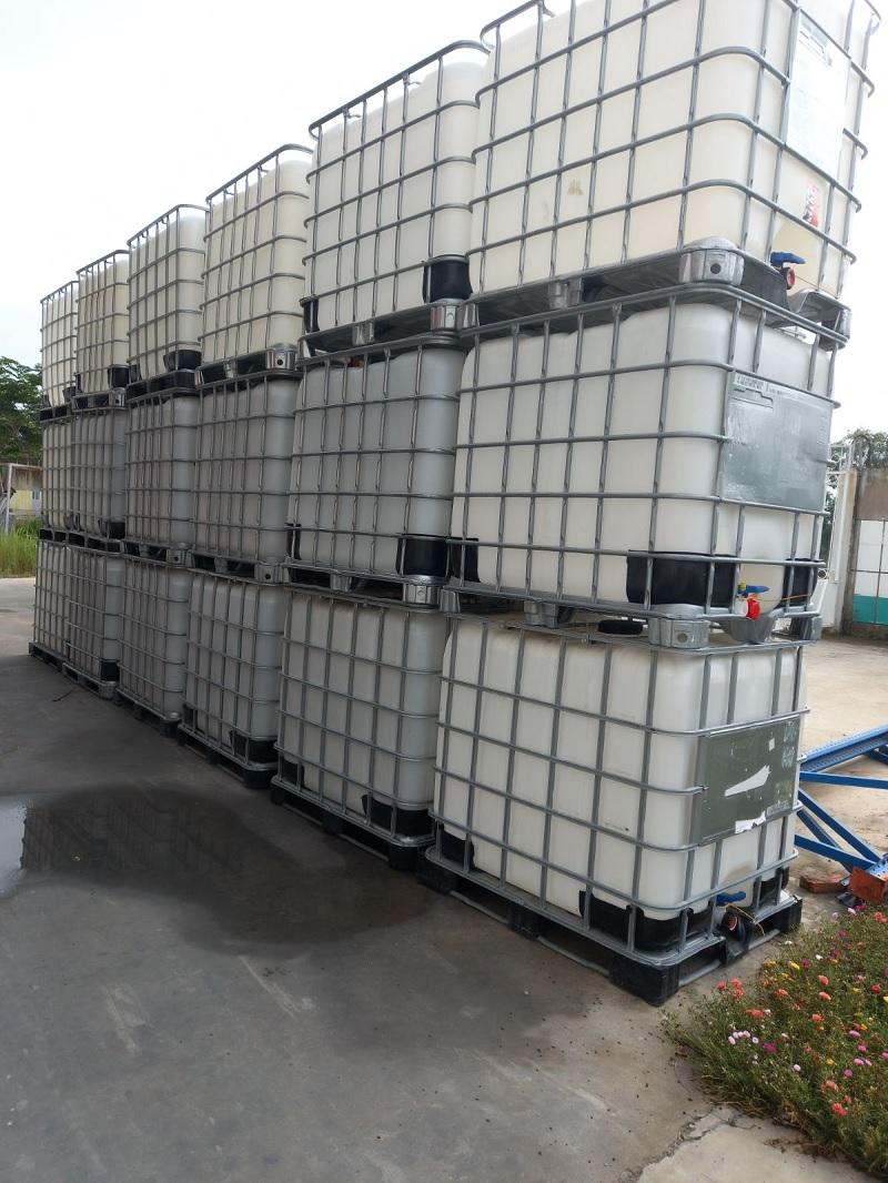 Công ty Long Đại Thành chuyên thanh lý bồn nước cũ giá rẻ có uy tín tại Bình Dương