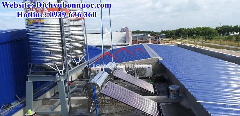 Dịch vụ lắp đặt máy năng lượng mặt trời
