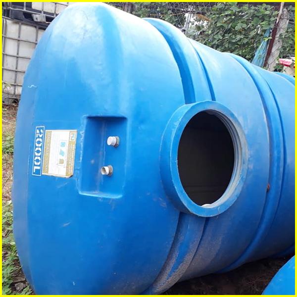 Lưu ý khi mua bồn nước nhựa 2000 lít cũ