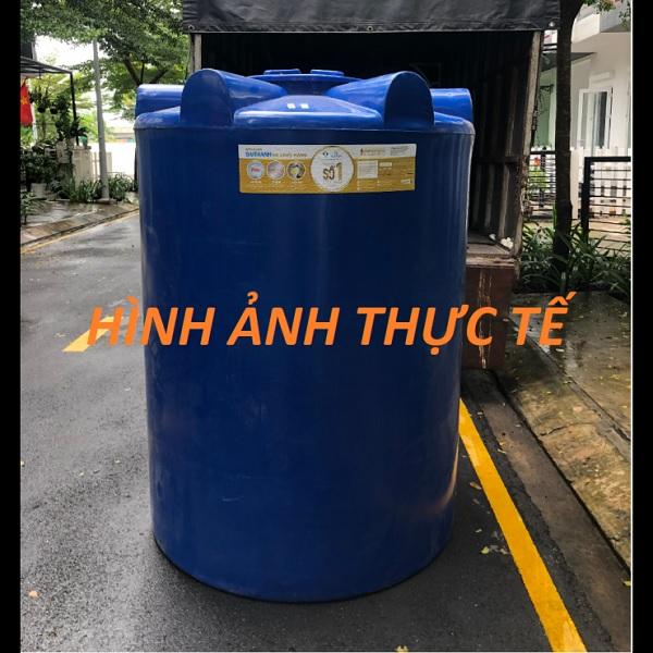 Thông tin bồn nước nhựa 3000 lít cũ