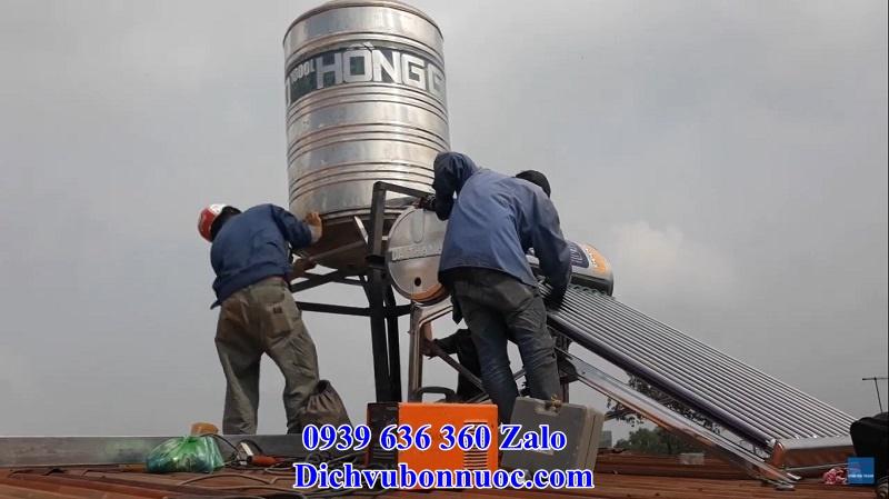 Công ty Long Đại Thành cung cấp dịch vụ sửa chữa máy năng lượng mặt trời cấp tốc tại nhà