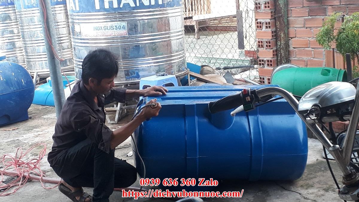 Cung cấp đầy đủ các dịch vụ về sử dụng bồn nước