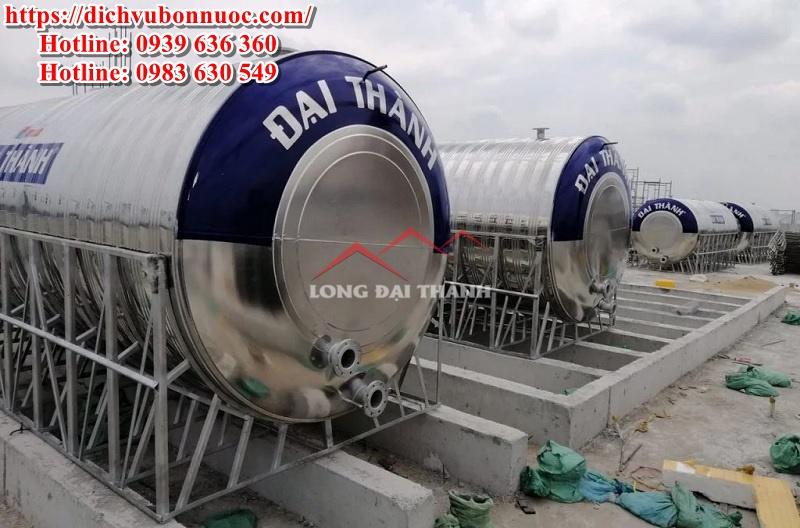 Công ty thanh lý bồn nước công nghiệp uy tín tại TPHCM