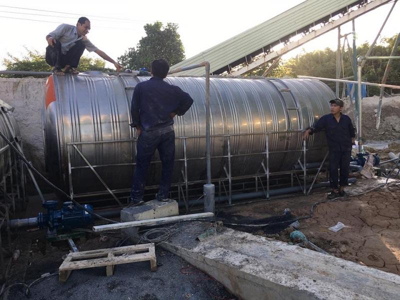 Dịch vụ sửa bồn nước chuyên nghiệp tại TPHCM
