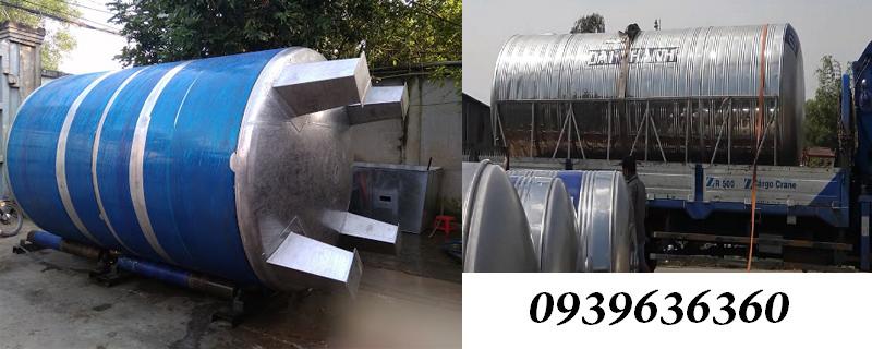 Công ty Long Đại Thành chuyên hàn sửa chữa bồn nước và cung cấp bồn nước công nghiệp toàn quốc