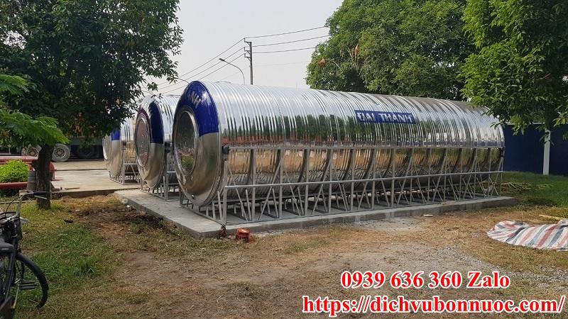 Các loại bồn nước công nghiệp và công dụng của nó