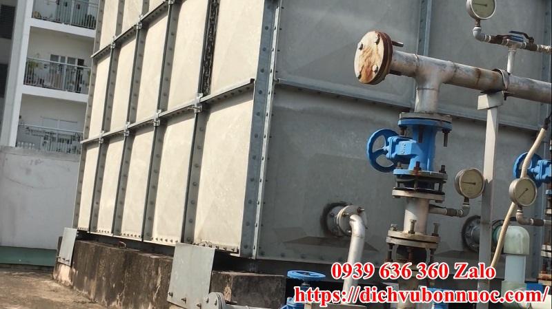 Tổng hợp dịch vụ hàn sửa bồn nước công ty Long Đại Thành
